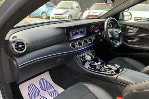 Mercedes-Benz E Class E 220 D AMG LINE PREMIUM - DISTRONIC - WIDESCREEN DIGITAL COCKPIT -PAN ROOF 23