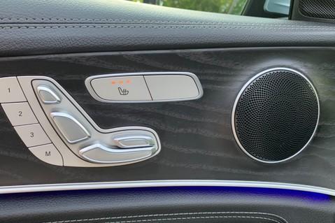 Mercedes-Benz E Class E 220 D AMG LINE PREMIUM - DISTRONIC - WIDESCREEN DIGITAL COCKPIT -PAN ROOF 27