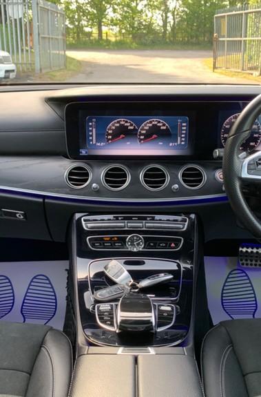 Mercedes-Benz E Class E 220 D AMG LINE PREMIUM - DISTRONIC - WIDESCREEN DIGITAL COCKPIT -PAN ROOF