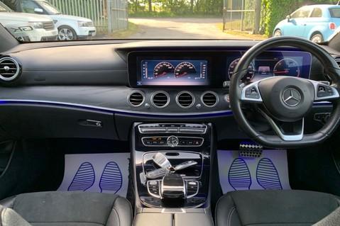 Mercedes-Benz E Class E 220 D AMG LINE PREMIUM - DISTRONIC - WIDESCREEN DIGITAL COCKPIT -PAN ROOF 28