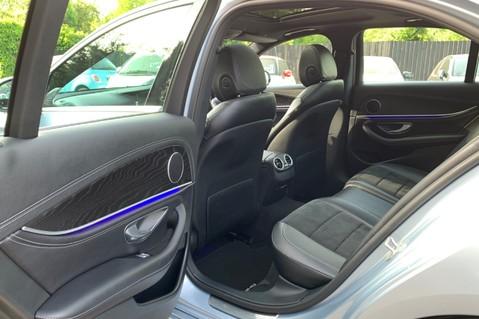 Mercedes-Benz E Class E 220 D AMG LINE PREMIUM - DISTRONIC - WIDESCREEN DIGITAL COCKPIT -PAN ROOF 30
