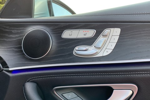 Mercedes-Benz E Class E 220 D AMG LINE PREMIUM - DISTRONIC - WIDESCREEN DIGITAL COCKPIT -PAN ROOF 43