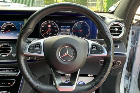 Mercedes-Benz E Class E 220 D AMG LINE PREMIUM - DISTRONIC - WIDESCREEN DIGITAL COCKPIT -PAN ROOF 45