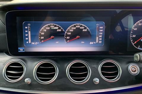 Mercedes-Benz E Class E 220 D AMG LINE PREMIUM - DISTRONIC - WIDESCREEN DIGITAL COCKPIT -PAN ROOF 48