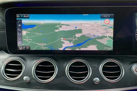 Mercedes-Benz E Class E 220 D AMG LINE PREMIUM - DISTRONIC - WIDESCREEN DIGITAL COCKPIT -PAN ROOF 50