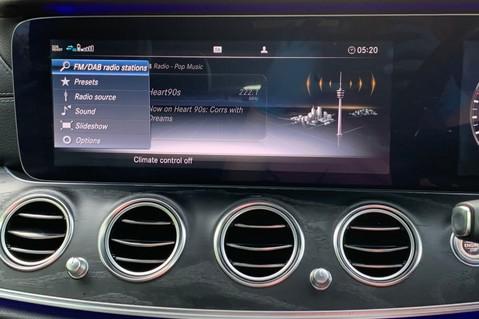 Mercedes-Benz E Class E 220 D AMG LINE PREMIUM - DISTRONIC - WIDESCREEN DIGITAL COCKPIT -PAN ROOF 52