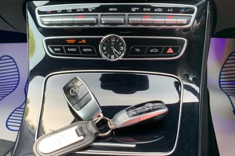 Mercedes-Benz E Class E 220 D AMG LINE PREMIUM - DISTRONIC - WIDESCREEN DIGITAL COCKPIT -PAN ROOF 56