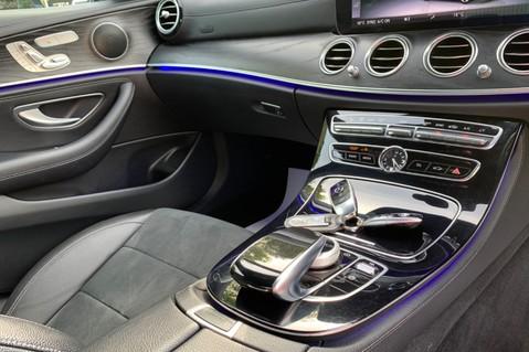 Mercedes-Benz E Class E 220 D AMG LINE PREMIUM - DISTRONIC - WIDESCREEN DIGITAL COCKPIT -PAN ROOF 58