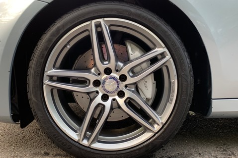 Mercedes-Benz E Class E 220 D AMG LINE PREMIUM - DISTRONIC - WIDESCREEN DIGITAL COCKPIT -PAN ROOF 78