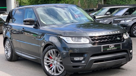 Land Rover Range Rover Sport SDV6 HSE DYNAMIC -EURO 6 -LOW TAX-PAN ROOF -FULL LAND ROVER SERVICE HISTORY Video