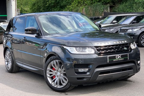 Land Rover Range Rover Sport SDV6 HSE DYNAMIC -EURO 6 -LOW TAX-PAN ROOF -FULL LAND ROVER SERVICE HISTORY 1