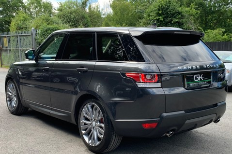 Land Rover Range Rover Sport SDV6 HSE DYNAMIC -EURO 6 -LOW TAX-PAN ROOF -FULL LAND ROVER SERVICE HISTORY 2