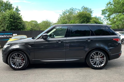 Land Rover Range Rover Sport SDV6 HSE DYNAMIC -EURO 6 -LOW TAX-PAN ROOF -FULL LAND ROVER SERVICE HISTORY 7