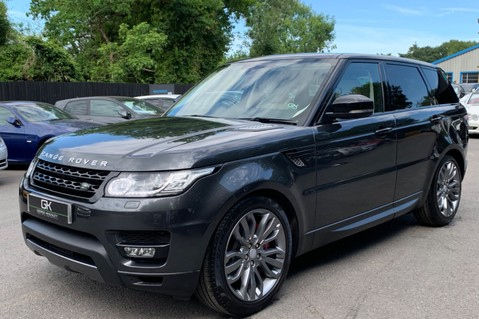 Land Rover Range Rover Sport SDV6 HSE DYNAMIC -EURO 6 -LOW TAX-PAN ROOF -FULL LAND ROVER SERVICE HISTORY 8