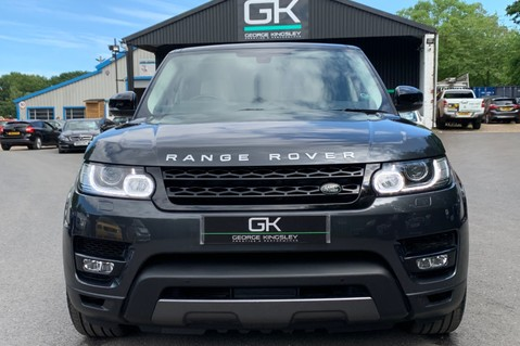 Land Rover Range Rover Sport SDV6 HSE DYNAMIC -EURO 6 -LOW TAX-PAN ROOF -FULL LAND ROVER SERVICE HISTORY 9