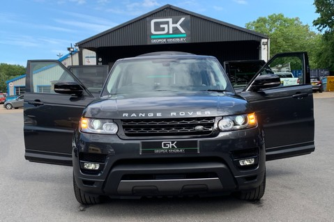 Land Rover Range Rover Sport SDV6 HSE DYNAMIC -EURO 6 -LOW TAX-PAN ROOF -FULL LAND ROVER SERVICE HISTORY 10