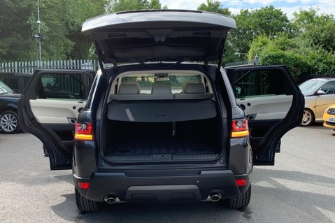 Land Rover Range Rover Sport SDV6 HSE DYNAMIC -EURO 6 -LOW TAX-PAN ROOF -FULL LAND ROVER SERVICE HISTORY 14