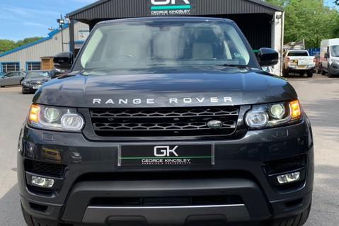 Land Rover Range Rover Sport SDV6 HSE DYNAMIC -EURO 6 -LOW TAX-PAN ROOF -FULL LAND ROVER SERVICE HISTORY 15
