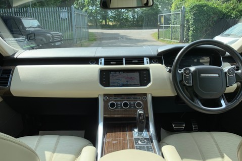 Land Rover Range Rover Sport SDV6 HSE DYNAMIC -EURO 6 -LOW TAX-PAN ROOF -FULL LAND ROVER SERVICE HISTORY 22