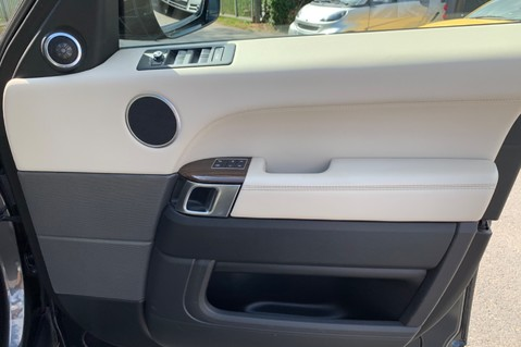 Land Rover Range Rover Sport SDV6 HSE DYNAMIC -EURO 6 -LOW TAX-PAN ROOF -FULL LAND ROVER SERVICE HISTORY 36