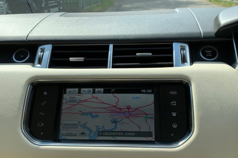 Land Rover Range Rover Sport SDV6 HSE DYNAMIC -EURO 6 -LOW TAX-PAN ROOF -FULL LAND ROVER SERVICE HISTORY 41
