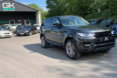 Land Rover Range Rover Sport SDV6 HSE DYNAMIC -EURO 6 -LOW TAX-PAN ROOF -FULL LAND ROVER SERVICE HISTORY 64