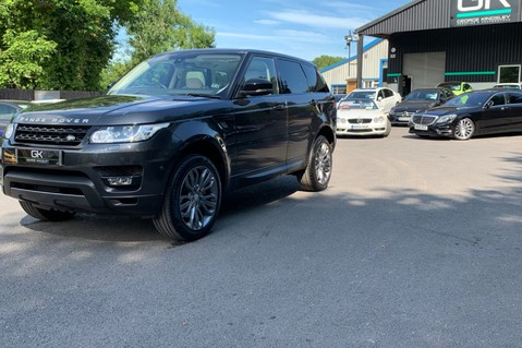 Land Rover Range Rover Sport SDV6 HSE DYNAMIC -EURO 6 -LOW TAX-PAN ROOF -FULL LAND ROVER SERVICE HISTORY 65