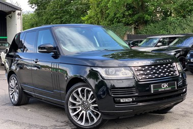 Land Rover Range Rover 4.4 SDV8 VOGUE SE - BIG SPEC -REAR ENTERTAINTMENT- ELECTRIC STEPS- 360 CAMS