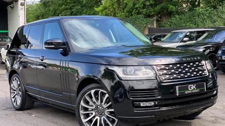 Land Rover Range Rover 4.4 SDV8 VOGUE SE - BIG SPEC -REAR ENTERTAINTMENT- ELECTRIC STEPS- 360 CAMS Video