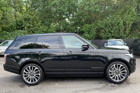Land Rover Range Rover 4.4 SDV8 VOGUE SE - BIG SPEC -REAR ENTERTAINTMENT- ELECTRIC STEPS- 360 CAMS 5