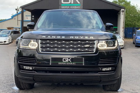 Land Rover Range Rover 4.4 SDV8 VOGUE SE - BIG SPEC -REAR ENTERTAINTMENT- ELECTRIC STEPS- 360 CAMS 9
