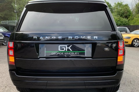 Land Rover Range Rover 4.4 SDV8 VOGUE SE - BIG SPEC -REAR ENTERTAINTMENT- ELECTRIC STEPS- 360 CAMS 21