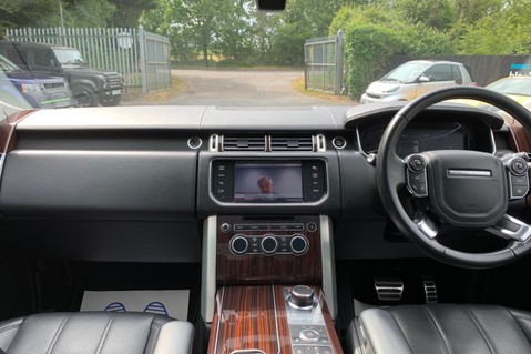 Land Rover Range Rover 4.4 SDV8 VOGUE SE - BIG SPEC -REAR ENTERTAINTMENT- ELECTRIC STEPS- 360 CAMS 13