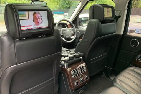 Land Rover Range Rover 4.4 SDV8 VOGUE SE - BIG SPEC -REAR ENTERTAINTMENT- ELECTRIC STEPS- 360 CAMS 32