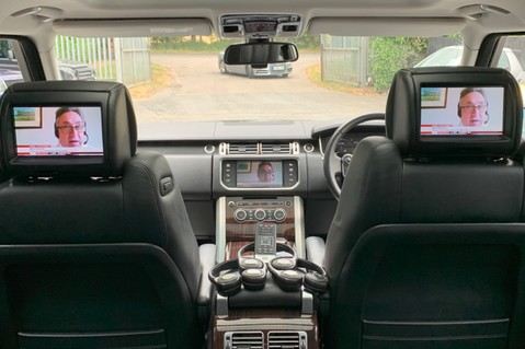Land Rover Range Rover 4.4 SDV8 VOGUE SE - BIG SPEC -REAR ENTERTAINTMENT- ELECTRIC STEPS- 360 CAMS 35