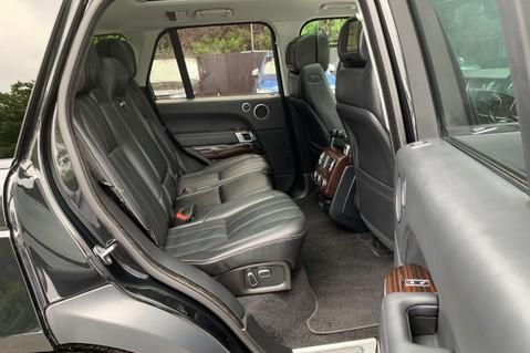 Land Rover Range Rover 4.4 SDV8 VOGUE SE - BIG SPEC -REAR ENTERTAINTMENT- ELECTRIC STEPS- 360 CAMS 36