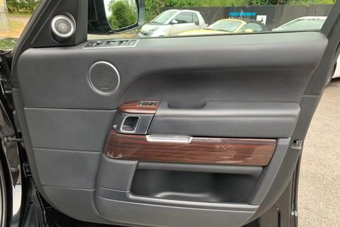 Land Rover Range Rover 4.4 SDV8 VOGUE SE - BIG SPEC -REAR ENTERTAINTMENT- ELECTRIC STEPS- 360 CAMS 45