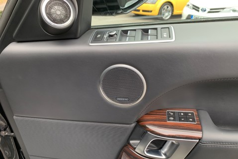 Land Rover Range Rover 4.4 SDV8 VOGUE SE - BIG SPEC -REAR ENTERTAINTMENT- ELECTRIC STEPS- 360 CAMS 46