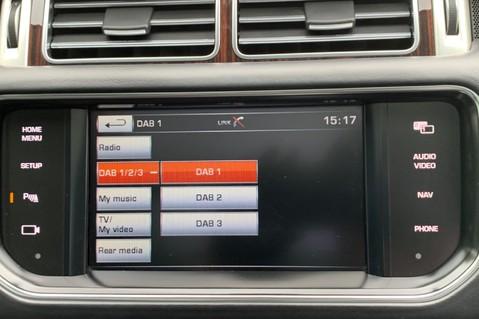 Land Rover Range Rover 4.4 SDV8 VOGUE SE - BIG SPEC -REAR ENTERTAINTMENT- ELECTRIC STEPS- 360 CAMS 57