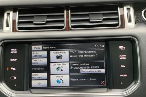 Land Rover Range Rover 4.4 SDV8 VOGUE SE - BIG SPEC -REAR ENTERTAINTMENT- ELECTRIC STEPS- 360 CAMS 60