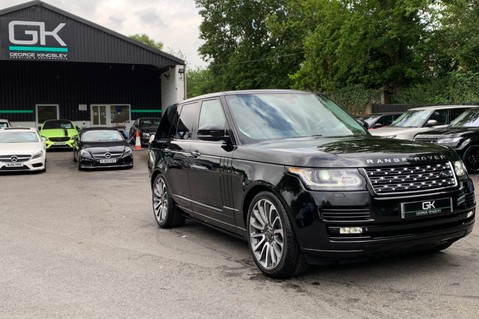 Land Rover Range Rover 4.4 SDV8 VOGUE SE - BIG SPEC -REAR ENTERTAINTMENT- ELECTRIC STEPS- 360 CAMS 86