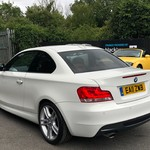 BMW 1 Series Service History