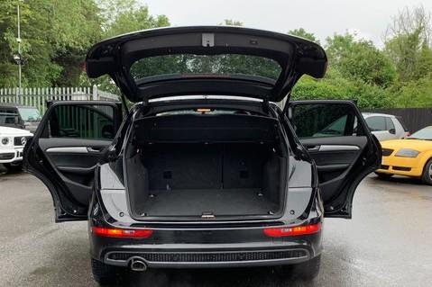 Audi Q5 TDI S LINE PLUS QUATTRO AUTOMATIC - PAN ROOF -LEATHER -DAB RADIO - SAT NAV 16