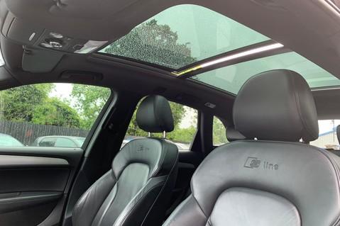 Audi Q5 TDI S LINE PLUS QUATTRO AUTOMATIC - PAN ROOF -LEATHER -DAB RADIO - SAT NAV 3