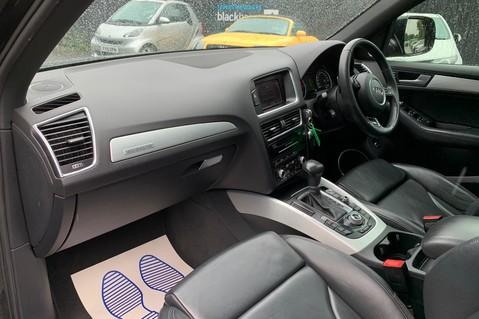 Audi Q5 TDI S LINE PLUS QUATTRO AUTOMATIC - PAN ROOF -LEATHER -DAB RADIO - SAT NAV 22