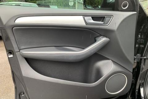 Audi Q5 TDI S LINE PLUS QUATTRO AUTOMATIC - PAN ROOF -LEATHER -DAB RADIO - SAT NAV 23