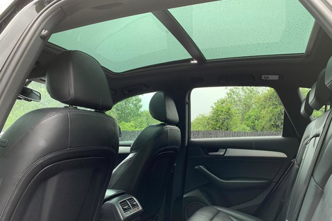 Audi Q5 TDI S LINE PLUS QUATTRO AUTOMATIC - PAN ROOF -LEATHER -DAB RADIO - SAT NAV 26