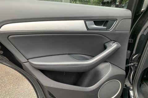 Audi Q5 TDI S LINE PLUS QUATTRO AUTOMATIC - PAN ROOF -LEATHER -DAB RADIO - SAT NAV 27