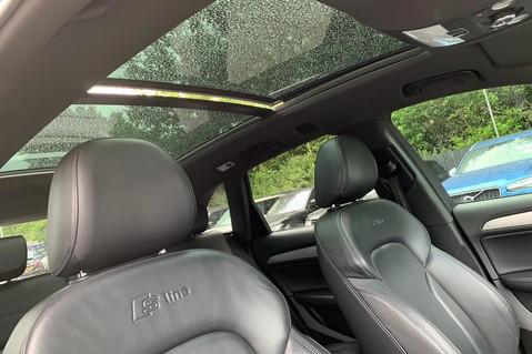 Audi Q5 TDI S LINE PLUS QUATTRO AUTOMATIC - PAN ROOF -LEATHER -DAB RADIO - SAT NAV 32