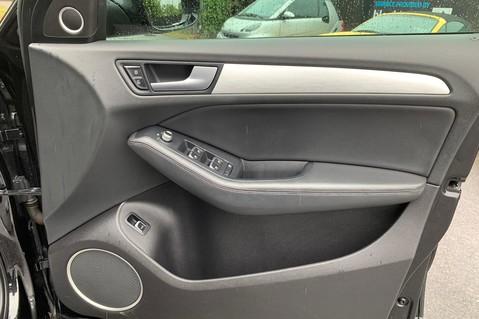 Audi Q5 TDI S LINE PLUS QUATTRO AUTOMATIC - PAN ROOF -LEATHER -DAB RADIO - SAT NAV 35